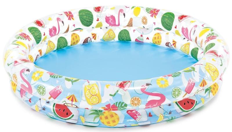 INTEX - detský nafukovací bazén 122x25cm