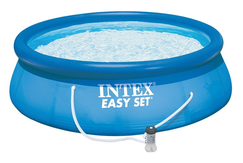 INTEX - nafukovací bazén 305x76 cm s filtračným zariadením 28122