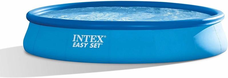 INTEX - nafukovací bazén457x84 cm s filtračným zariadením 28158