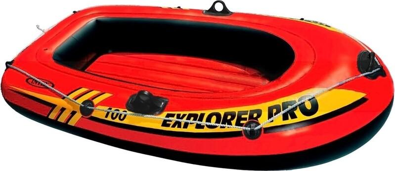 INTEX - nafukovací čln Explorer Pro 100