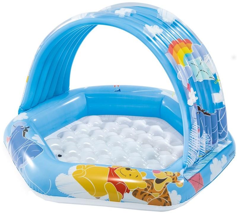 INTEX - nafukovací detský bazénik Macko Pooh 58415
