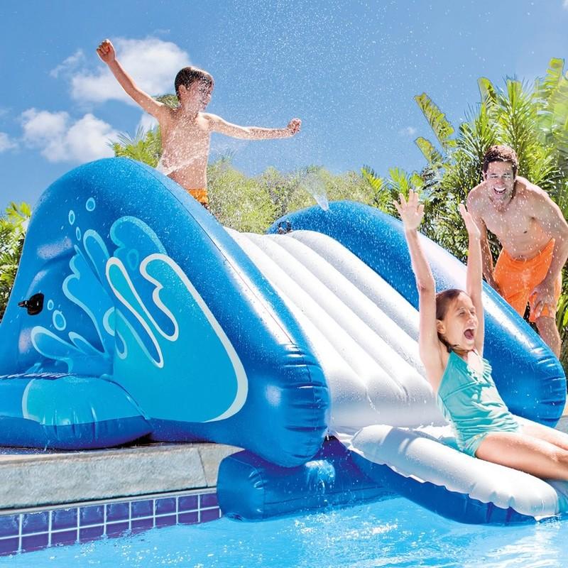 INTEX - Nafukovacia šmykľavka k bazénu 58849