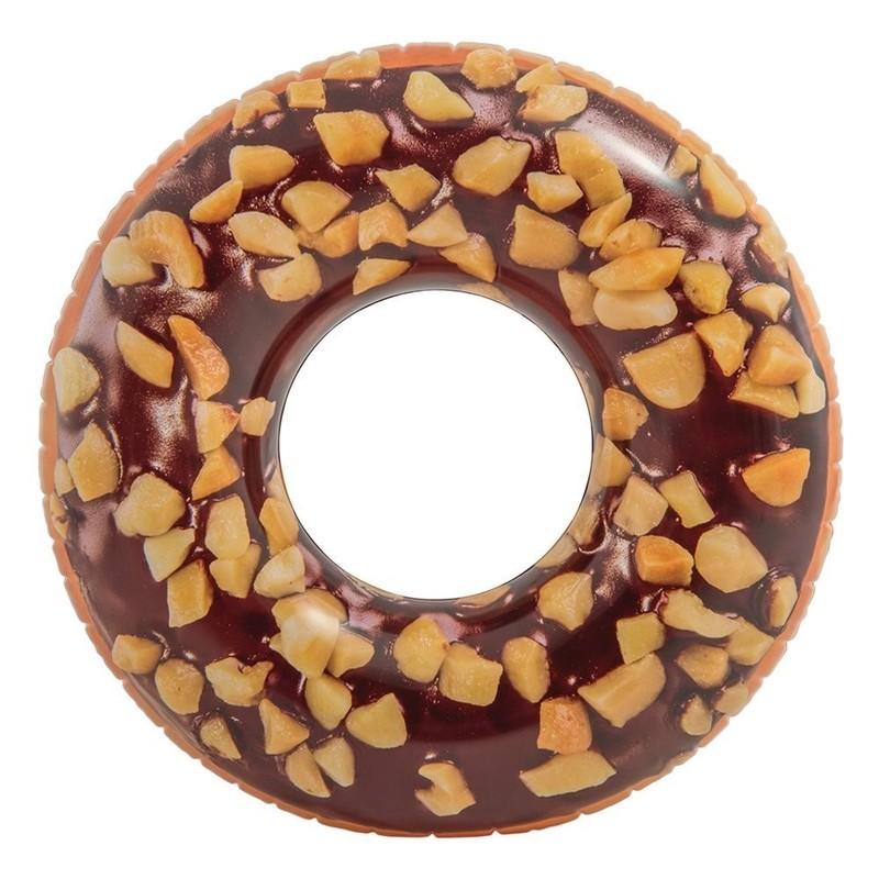 INTEX - nafukovacie koleso Čokoládová donutka 56262