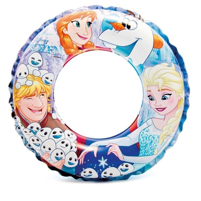 INTEX - Nafukovacie koleso Frozen 51cm