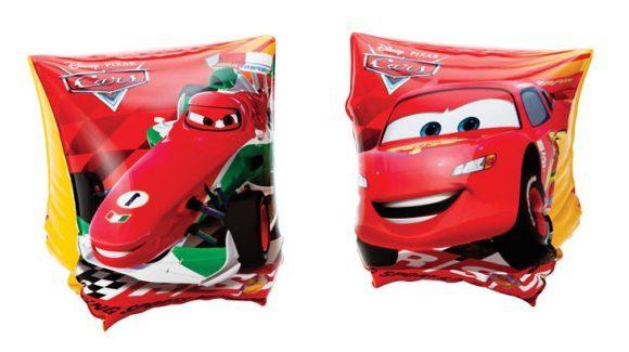 INTEX - nafukovacie rukávniky Disney Cars 56652