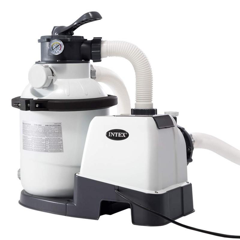 INTEX - Piesková filtrácia Krystal Clear 26644