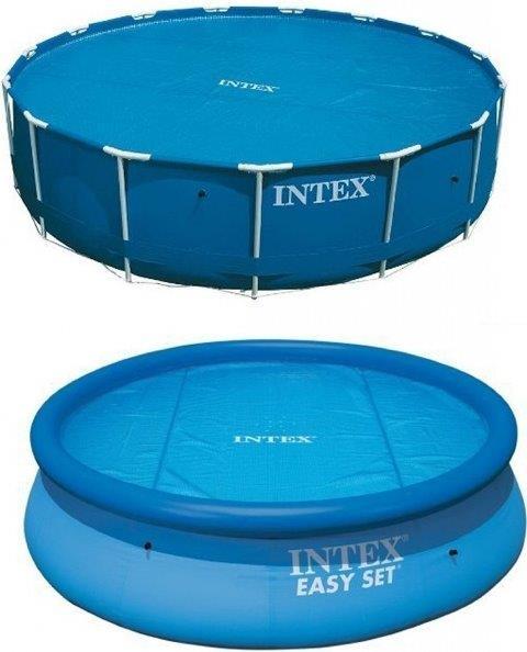 INTEX - Solárna plachta na bazén 549 cm