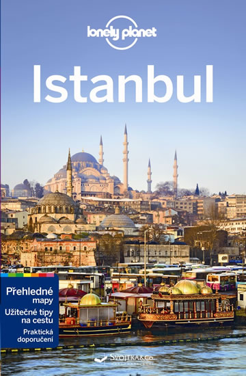 Istanbul - Lonely Planet - 2.vydání - Virginia Maxwell
