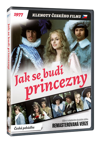 Jak se budí princezny DVD (remasterovaná