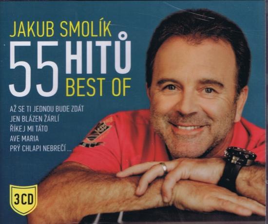 Jakub Smolík - 55 hitů BEST OF - 3 CD - Jakub Smolík