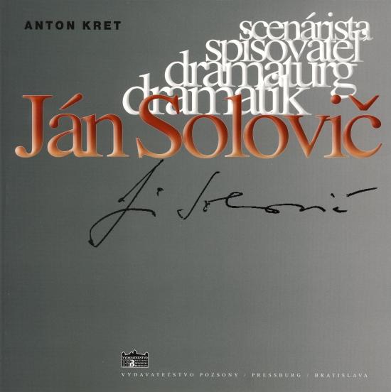 Ján Solovič - Anton Kret