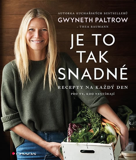 Je to tak snadné - Recepty na každý den pro ty, kdo nestíhají - Paltrow Gwyneth