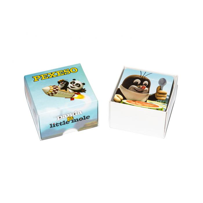 JIKO - Pexeso Krtko v krabičke