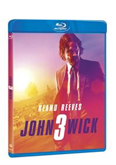 John Wick 3 Blu-ray