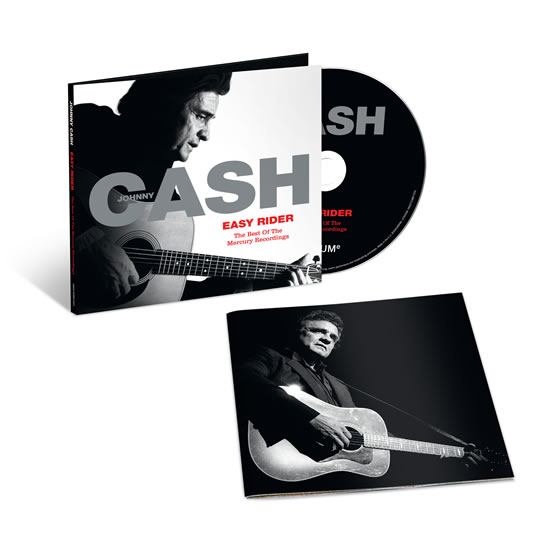 Johnny Cash Easy Rider: The Best of the Mercury Recordings - Johnny Cash