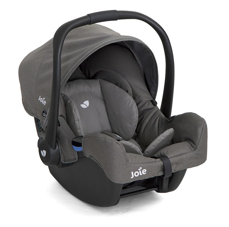JOIE - autosedačka 0-13 kg Gemm foggy grey