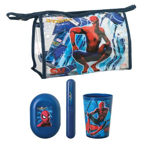 JUNIOR-ST - Hygienický set Spider-Man
