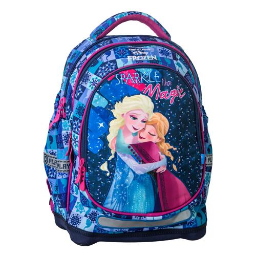JUNIOR-ST - Školský batoh Smart Light Frozen Magic