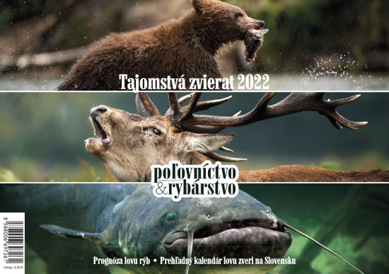 K-Tajomstvá zvierat 2022/Poľovníctvo & rybárstvo