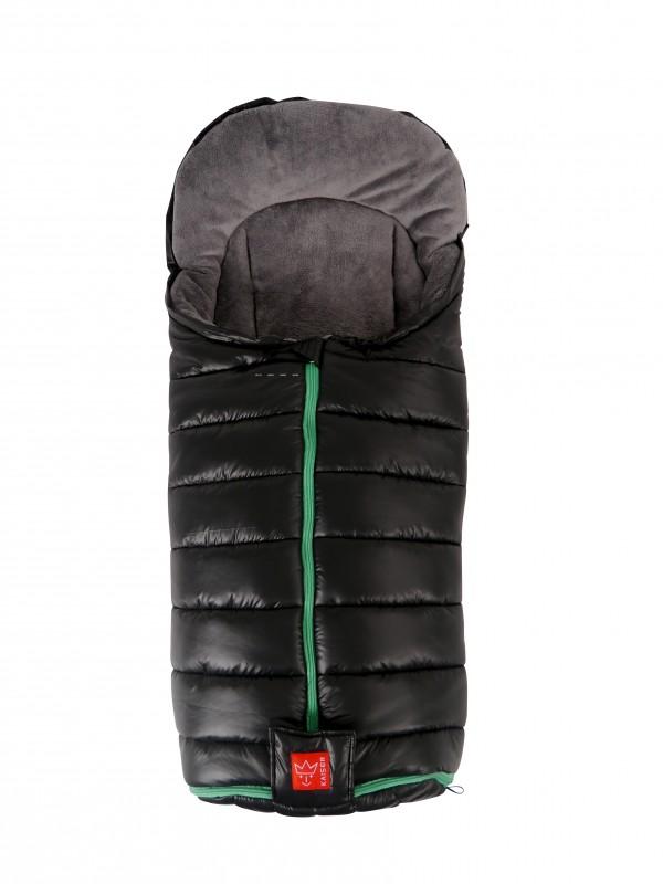 KAISER - Fusak FINN Thermo Fleece - Black