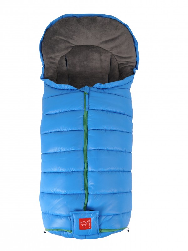 KAISER - Fusak FINN Thermo Fleece - Blue