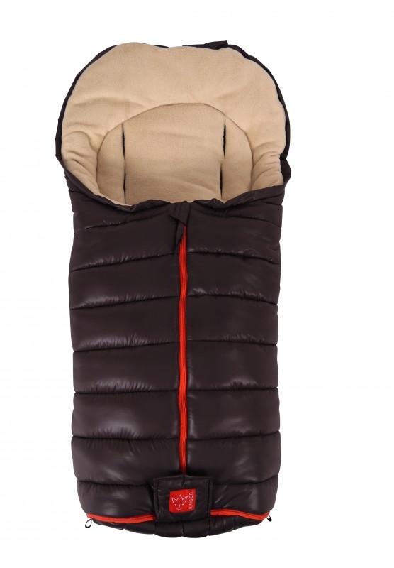 KAISER - Fusak FINN Thermo Fleece - Brown