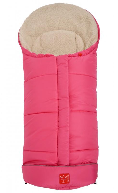 KAISER - Fusak Iglu Thermo 100% vlna - Pink