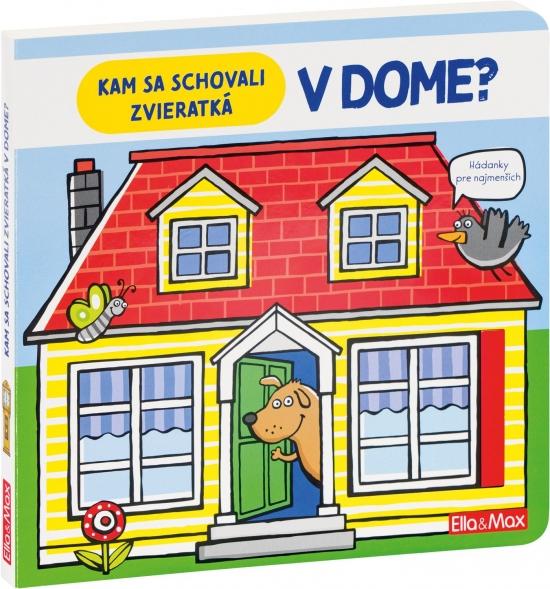Kam sa schovali zvieratká v dome? - Anja Boretzki