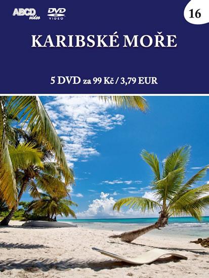 Karibské moře - 5 DVD