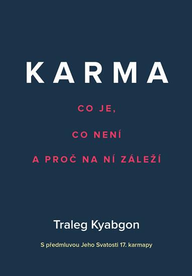 Karma - Co je, co není a proč na ní záleží - Traleg Kjabgon