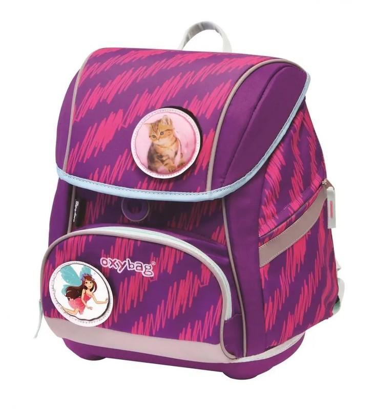 KARTON PP - Anatomická školská taška Premium Flexi Girl