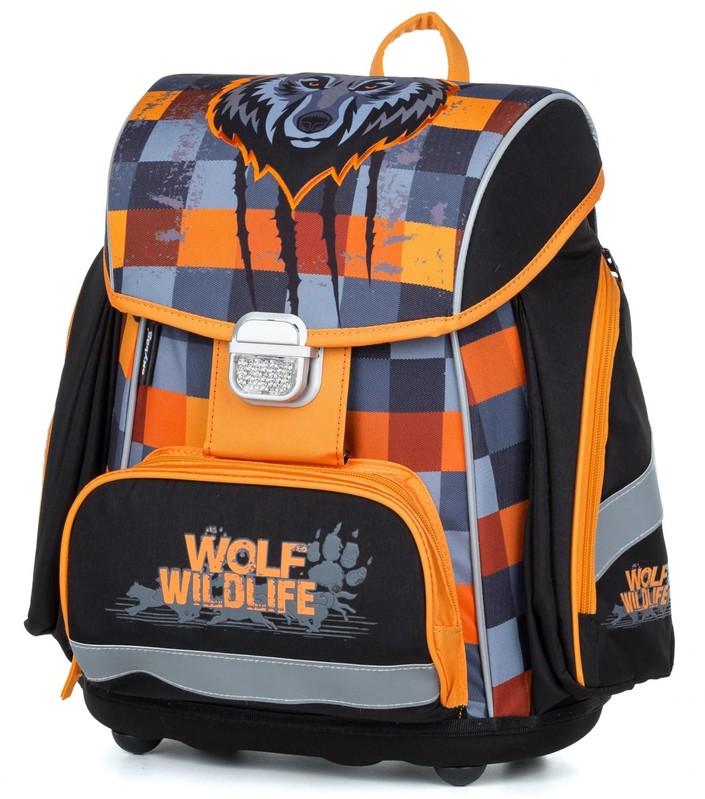 KARTON PP - Anatomický batoh Premium Vlk