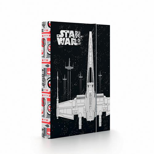 KARTON PP - Box na zošity A5 Star Wars