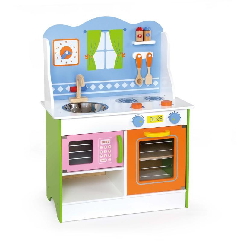 KARTON PP - Drevená kuchynka Angel