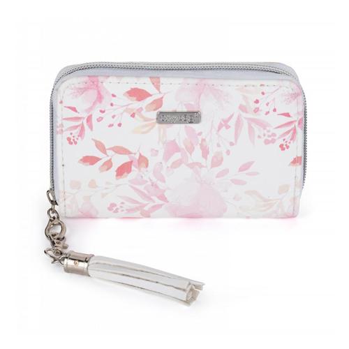 KARTON PP - Peňaženka dámska Pink flowers - malá