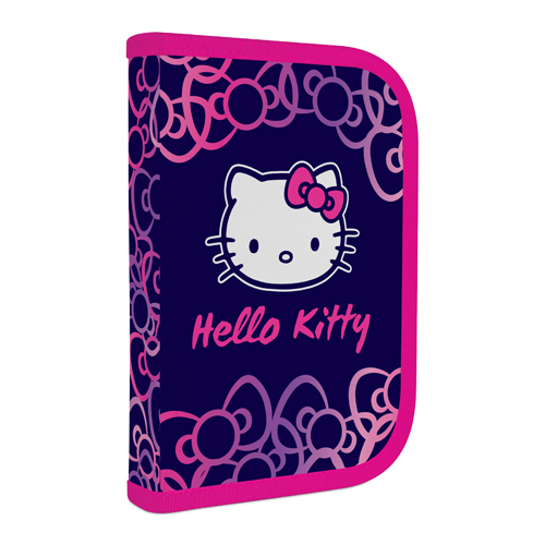 KARTON PP - Peračník 1-poschodový/1 klopa, s výbavou Hello Kitty Kids