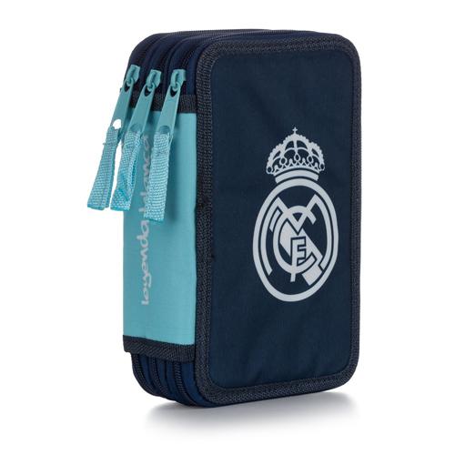 KARTON PP - Peračník 3-poschodový/bez výbavy Real Madrid