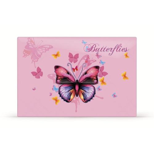 KARTON PP - Podložka na stôl 60x40cm Motýľ