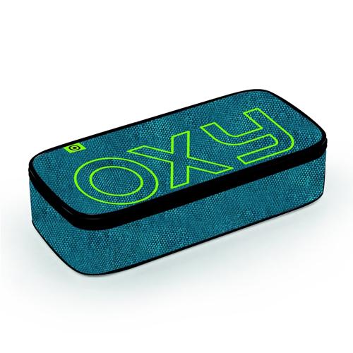 KARTON PP - Puzdro - etue komfort OXY Blue/Green