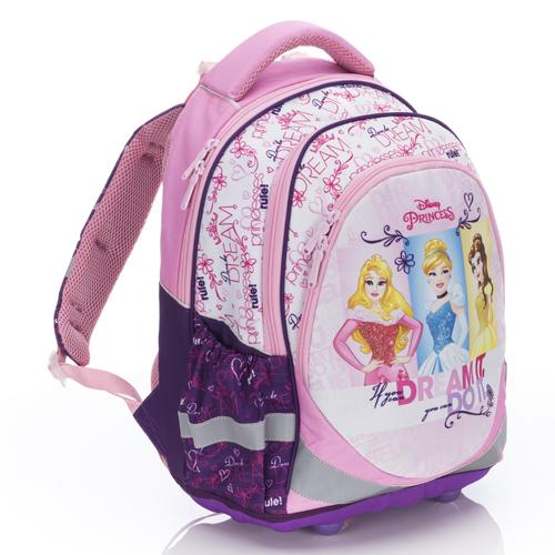 KARTON PP - Školská anatomická taška Ergo Junior Princess