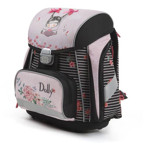 KARTON PP - Školská anatomická taška Premium Dolly