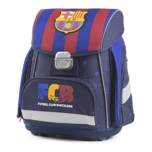 KARTON PP - Školská anatomická taška Premium FC Barcelona