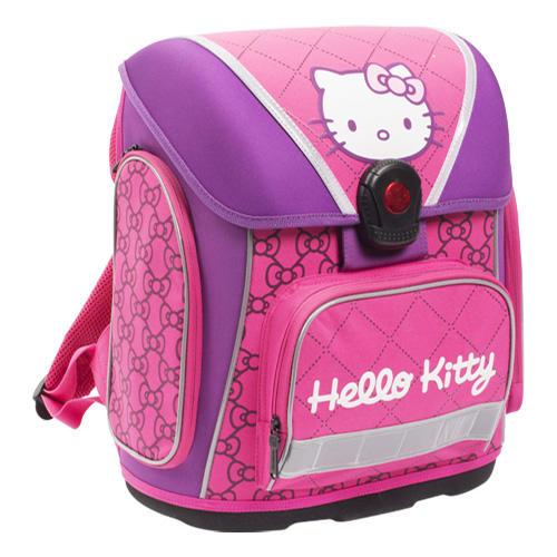 KARTON PP - Školská anatomická taška Premium Hello Kitty Kids
