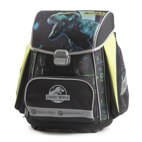 KARTON PP - Školská anatomická taška Premium Jurassic World