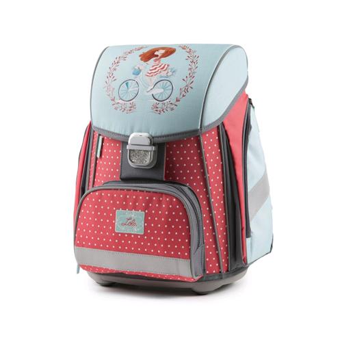 KARTON PP - Školská anatomická taška Premium Lola