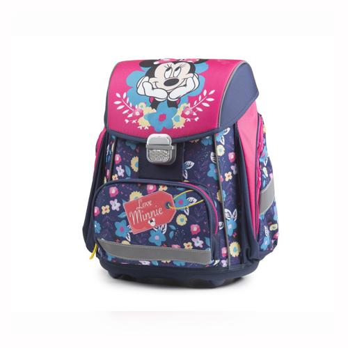 KARTON PP - Školská anatomická taška Premium Minnie