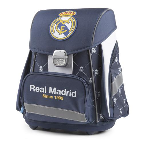 KARTON PP - Školská anatomická taška Premium Real Madrid