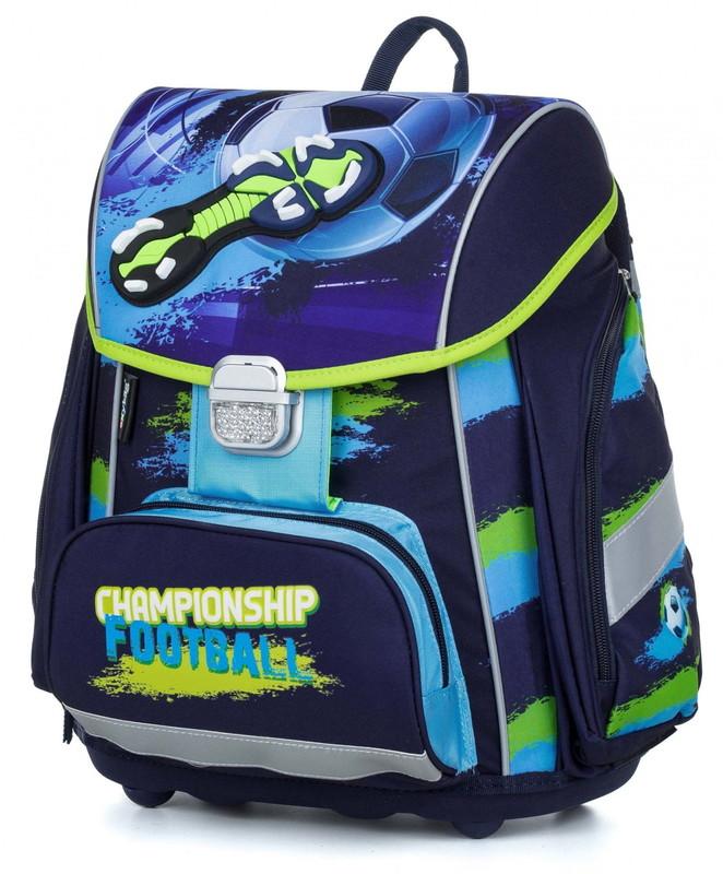 KARTON PP - Školský batoh Premium Football