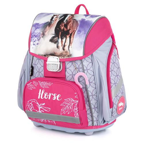 KARTON PP - Školský batoh PREMIUM Horse