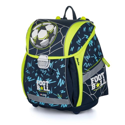 KARTON PP - Školský batoh PREMIUM LIGHT futbal
